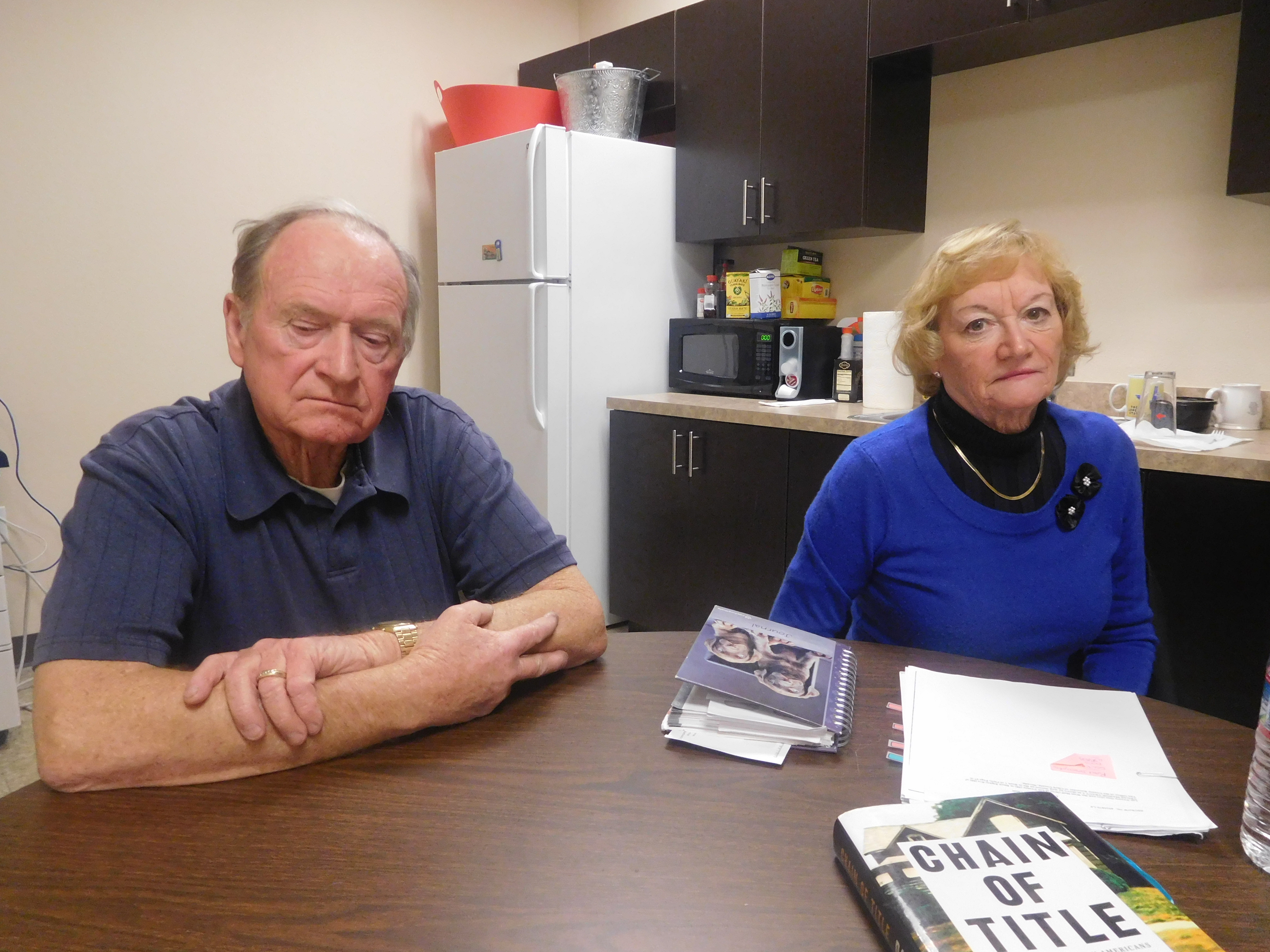 Jon and Diane Hall Discuss Steven Mnuchin